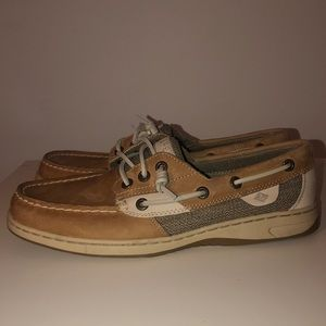 Sperry Shoes - Sperry Topsider slip on shoes with memory foam